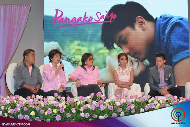 PHOTOS: Meet the Powerhouse cast of Pangako Sa'Yo 2015