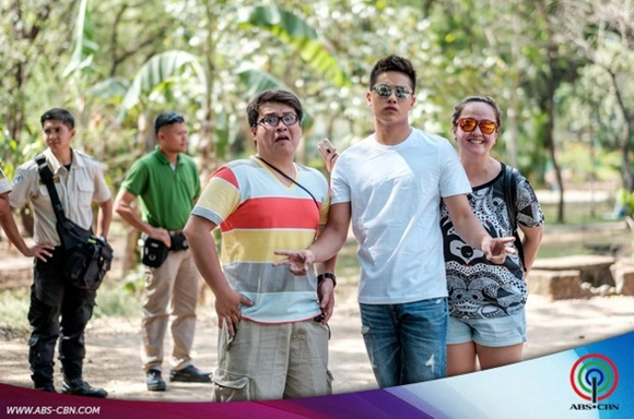 #ShinePilipinas: Summer Lovin' with KathNiel at the ABS-CBN Summer SID 2015 Shoot