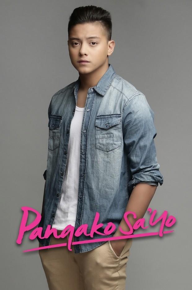 PHOTOS: The reigning love team of the new generation Kathryn Bernardo and Daniel Padilla for Pangako Sa'Yo