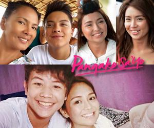 BEHIND-THE-SCENES: Pasilip sa Pangako Sa'Yo taping with KathNiel