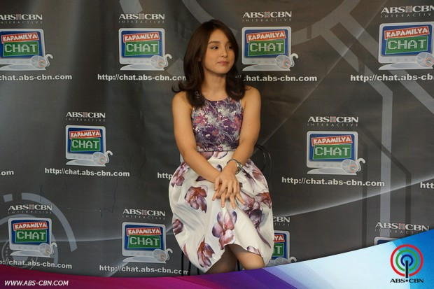 CAPTURED ON CAM: The other side of Sarah Carlos aka Pangako Sa'Yo's Bea Bianca