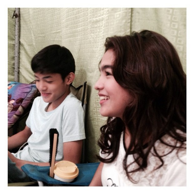 PHOTOS: Team Egoy o Team Amboy ka ba para kay Lia B?