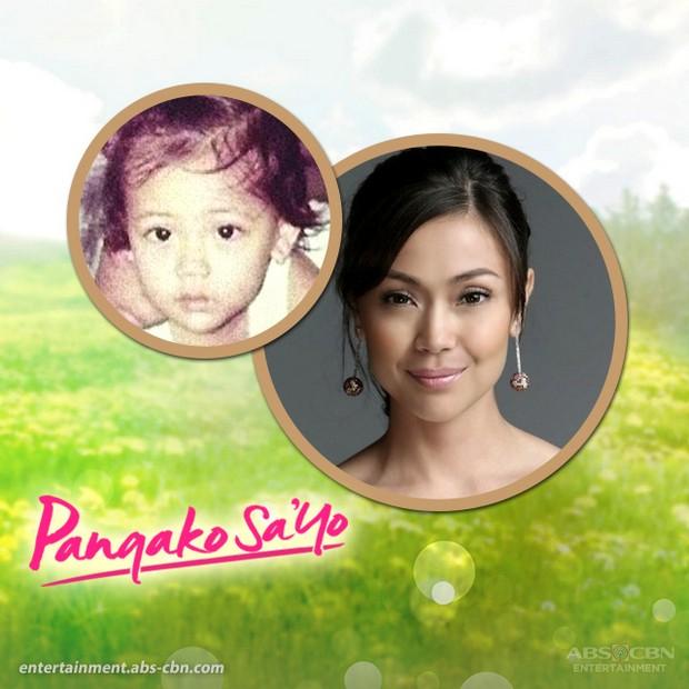 LOOK: Pangako Sa'Yo stars' cute throwback photos