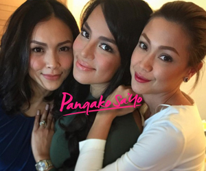 PHOTOS: #TeamAmor: Amor's gorgeous confidantes Betty Mae and Roma Christi