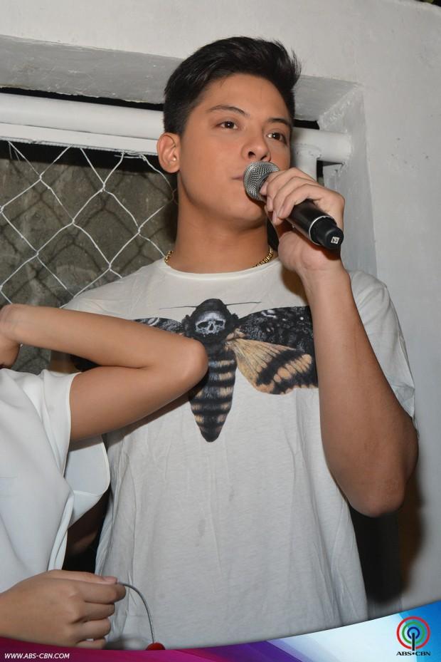 PHOTOS: Ang simbolo ng  wagas na pangako nina Yna at Angelo sa isa't isa